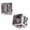 SS.925 Alpha Cubes E 5.1x5.1mm